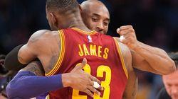 L'hommage ému de LeBron James à Kobe Bryant: