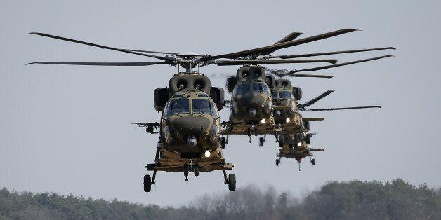 1조2천억 들여 개발한 헬기 수리온의 비참한