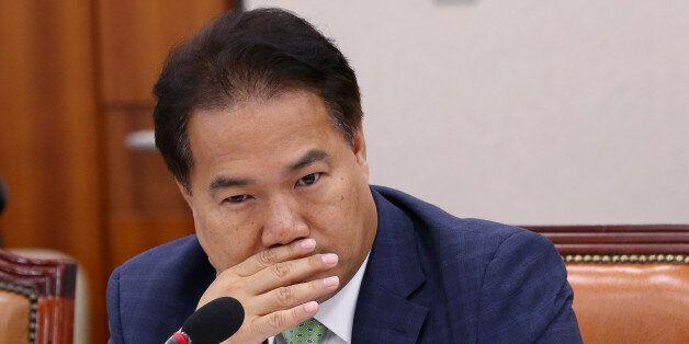 검찰 '국민의당 조작 사건' 이용주 의원