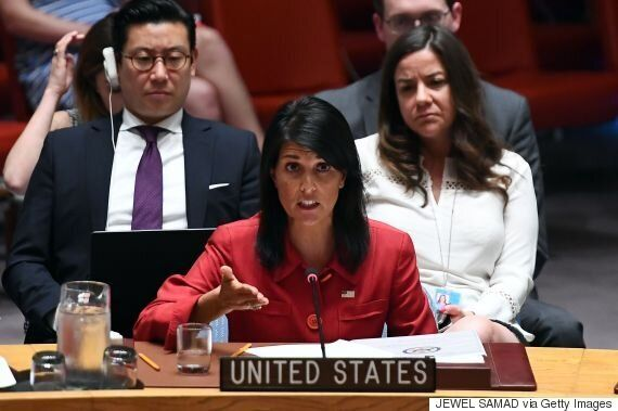 미국이 북한에