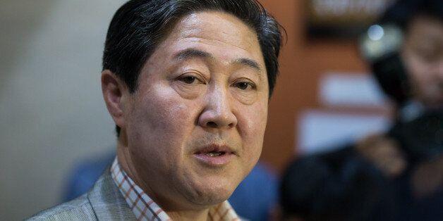 자유한국당 의원이 바른정당 탈당파를 두고 싸늘하게 한