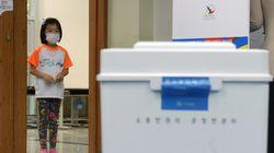 투표권이 없는 청소년들도 오늘 투표를