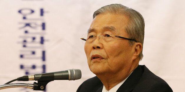 김종인이 안철수의 '개혁공동정부 준비위원회 위원장' 제안을