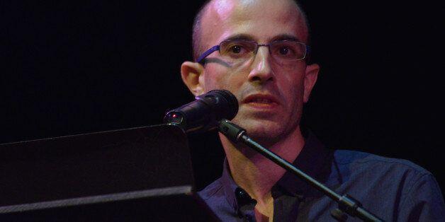 Professor Yuval Noah Harari, author and Professor of History at the Hebrew University of Jerusalem, speaks...