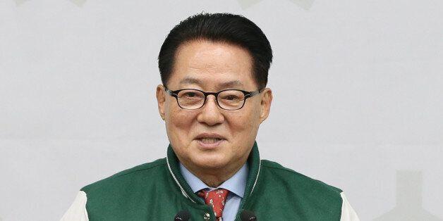 박지원은 탄핵이 인용되고 나면 국민의당이 대선에서 승리하리라
