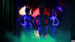 한국에서 태국의 트랜스젠더 쇼를 볼 수