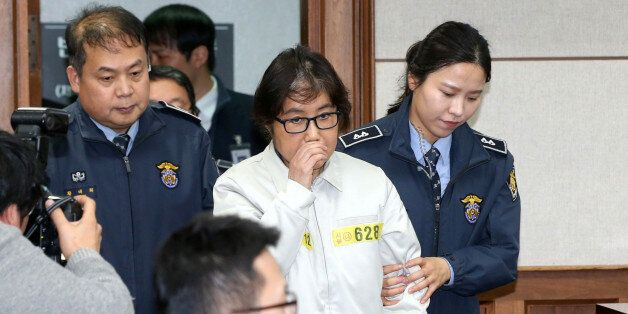 Choi Soon-sil, a long-time friend of South Korean President Park Geun-hye who is at the center of the...