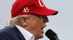 트럼프가 중국의 미군 수중드론 압수를 강력히