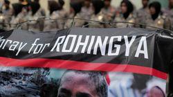 미얀마에서 사제폭탄 테러가 잇따르고