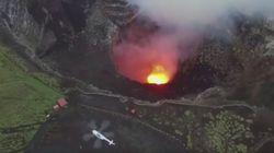 가장 활발하게 활동하는 이 화산에 인터넷이 설치된 이유(사진,