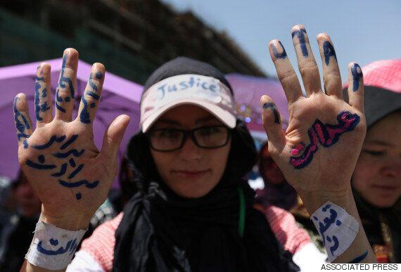 아프가니스탄 카불 'IS 자폭테러' 사상자가 310여명으로 늘었다