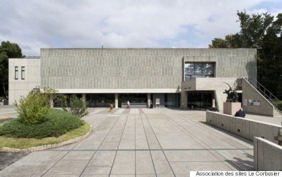 프랑스 건축가 르코르뷔지에의 건축물 17개가 세계문화유산으로