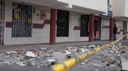 [속보] 에콰도르에서도 규모 7.8의 강진이 발생하다(사진,