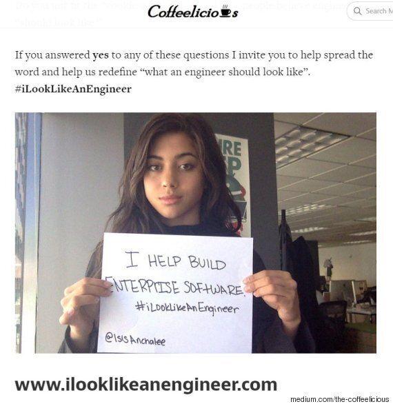 여성 엔지니어들은 이런