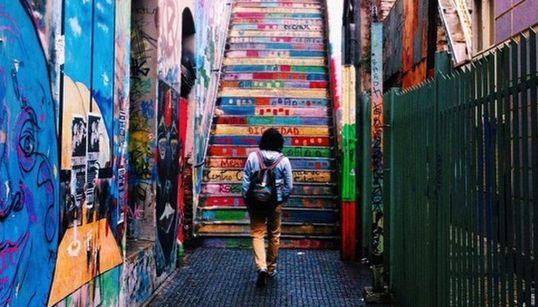 [월드포스트그램] 칠레의 투박하고 광대한