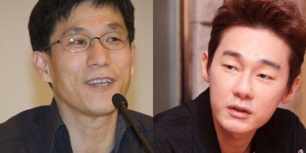 진중권, 허지웅 장동민 여성 비하 발언에 대한 견해를