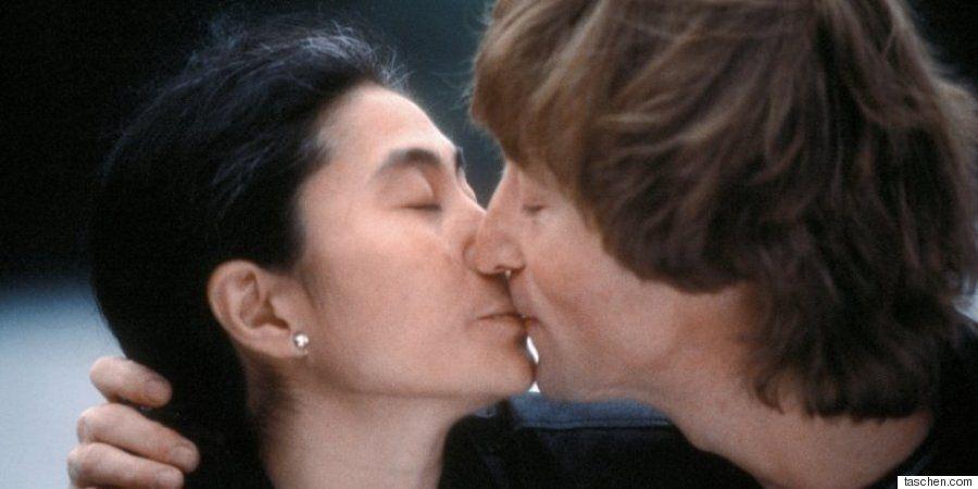 처음 보는, 존 레논과 오노 요코의 마지막