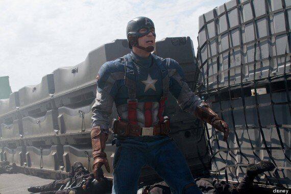 '캡틴 아메리카 : 윈터 솔져', 영화를 미리 본 기자들의
