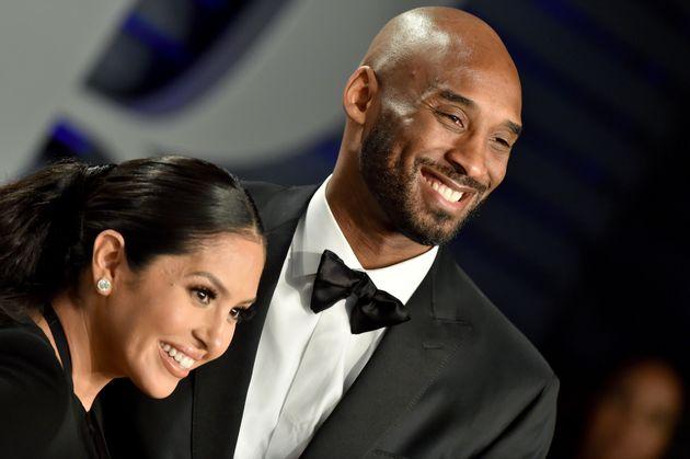 """""""Kobe Bryant e sua moglie avevano un patto: non salire mai insieme su un"""