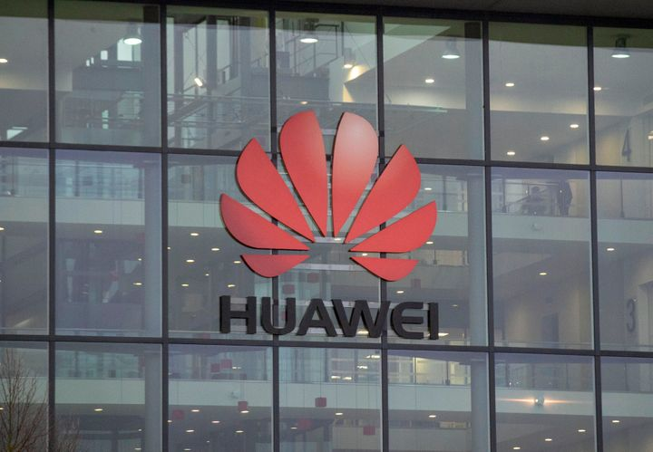 Huawei's British HQ in Reading