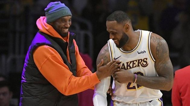 LeBron James se despide de Kobe: