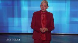 Ellen DeGeneres Breaks Down In Tears As She Pays Emotional Tribute To Friend Kobe