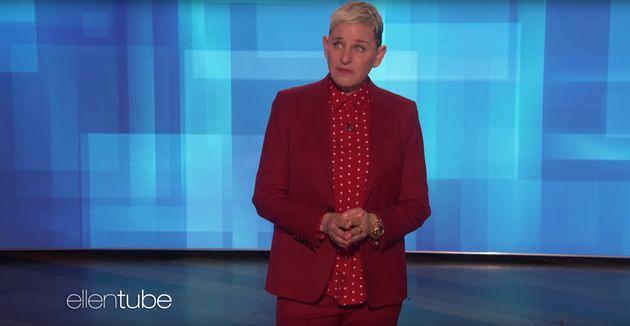 Ellen DeGeneres Breaks Down In Tears As She Pays Emotional Tribute To Friend Kobe Bryant