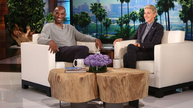 Kobe Bryant was a regular on The Ellen DeGeneres