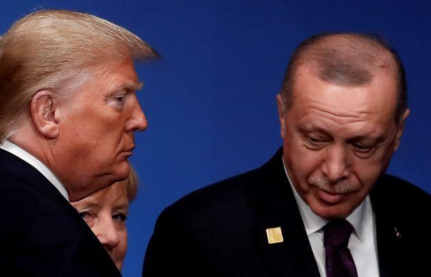 «Θετικό αποτύπωμα αφήνει το τηλεφώνημα Τραμπ- Ερντογάν», υποστηρίζει η
