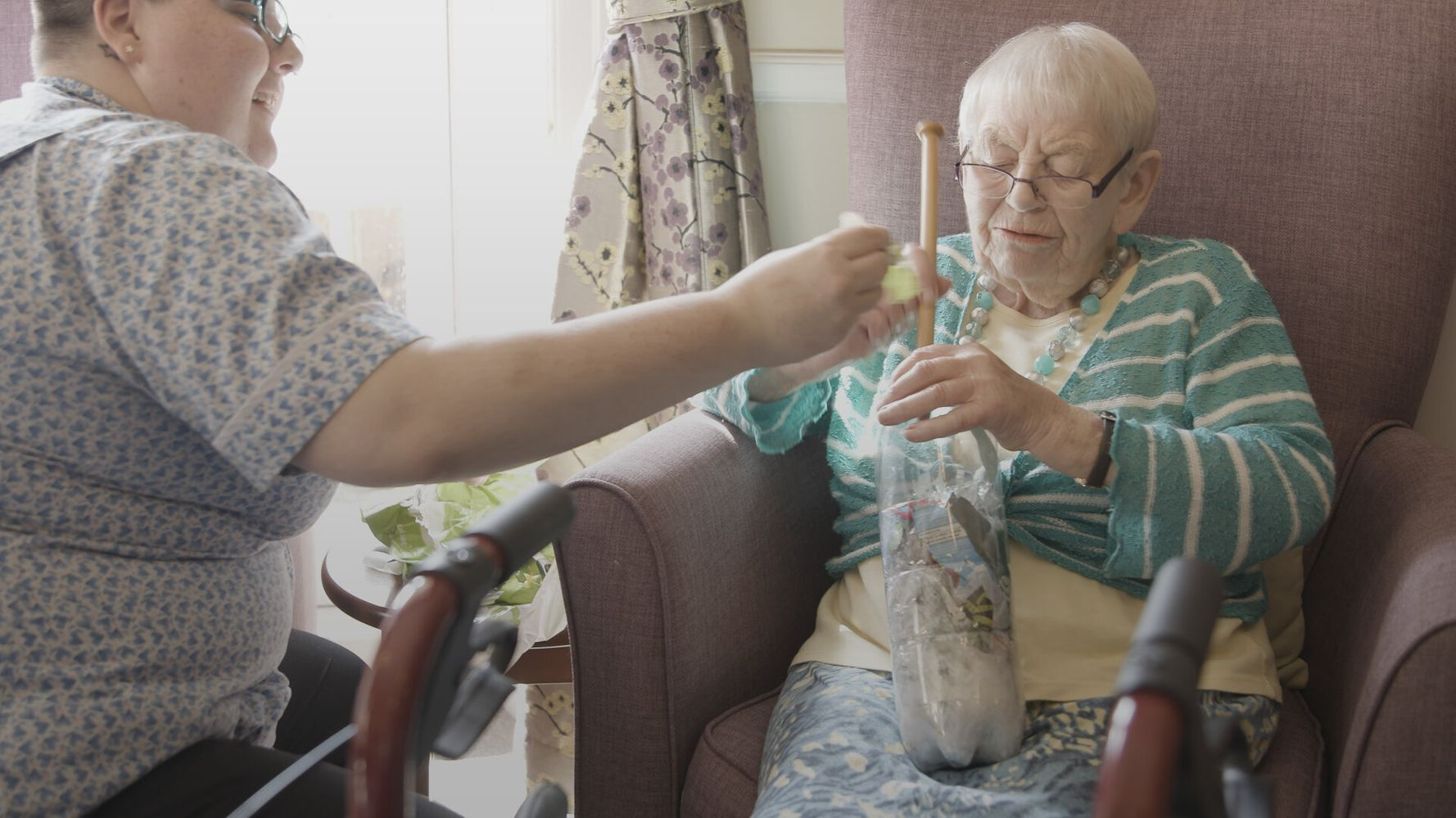 The Care Home Helping Save The Planet