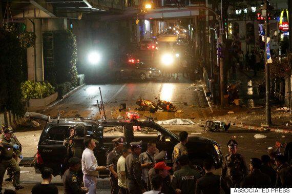 [업데이트]방콕 도심서 폭탄 폭발(사진,