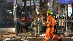 [업데이트]방콕 도심서 폭탄 폭발(사진, 현장
