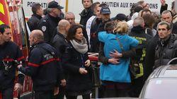 프랑스 주간지, 총기 난사로 최소 12명 사망(사진,