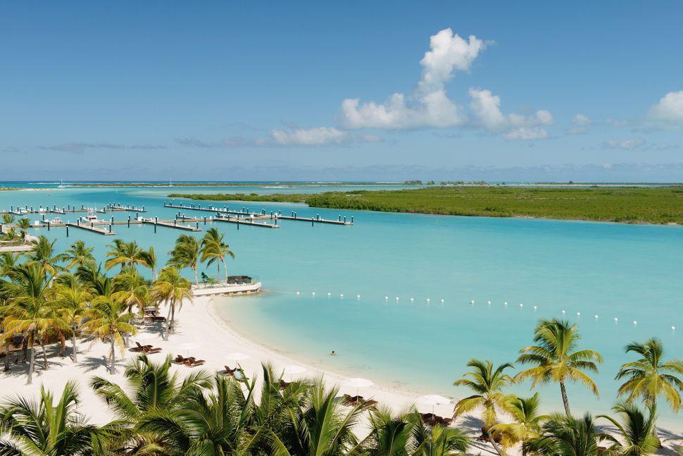 Νησιά Τουρκ και Κάικος- Καραϊβική