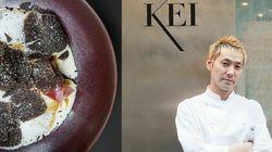 Michelin sacre pour la première fois un Japonais en France, Kei
