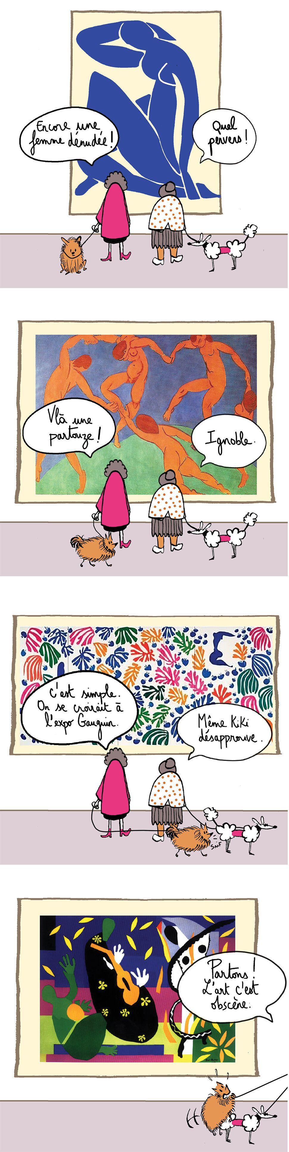 Exposition Matisse 2020, retour au calme après la controverse