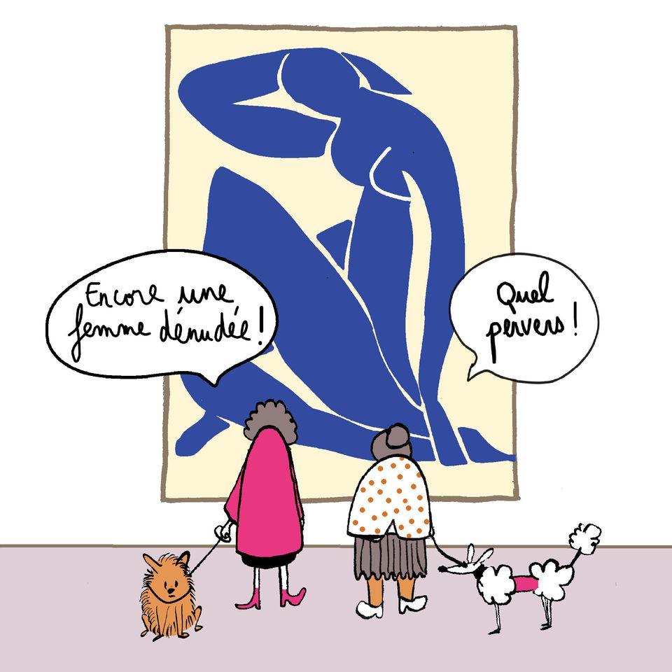tion Matisse 2020 : un retour au calme après l'exposition controversée de Gauguin ?