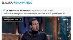 Parejo, jugador del Valencia, logra uno de sus tuits más exitosos con su respuesta a 'La
