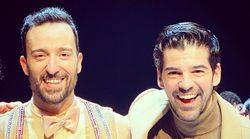 Pedro et Roberto de