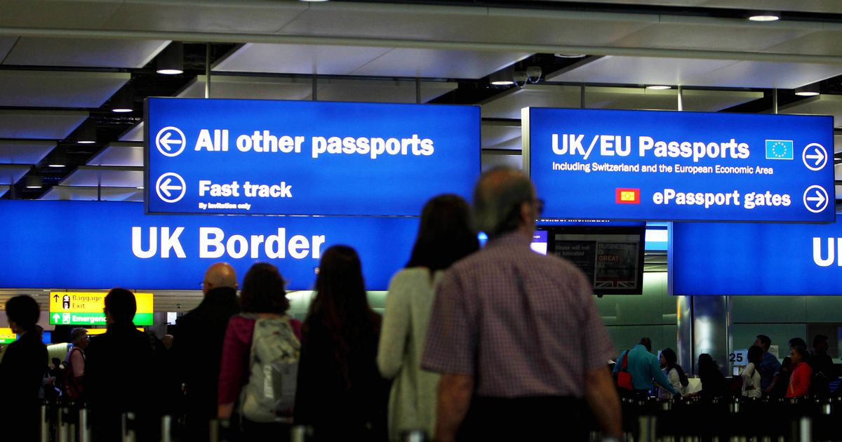 Explained: How The UK Will Treat Potential Immigrants After Brexit