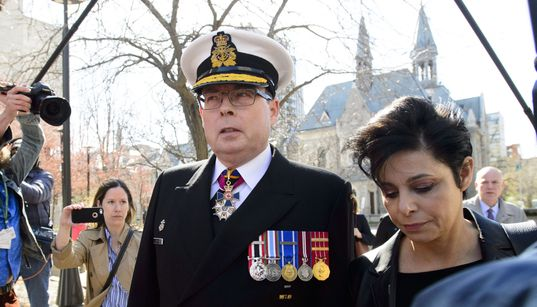 Trudeau Gov't Racked Up $1.4M In Legal Costs On Failed Mark Norman