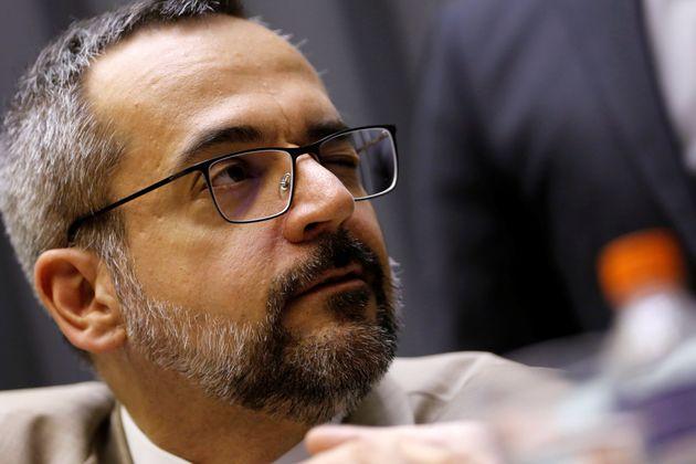 Ministro comparou ex-presidentes Lula e Dilma a entorpecente quando foi encontrada cocaína em...