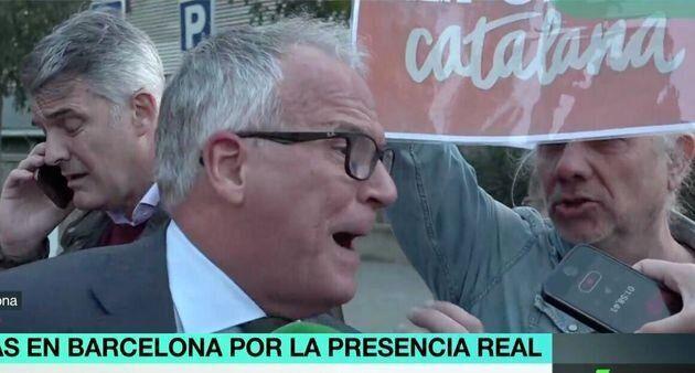 Josep Bou (PP), condenado por agarrar del cuello a un hombre que le