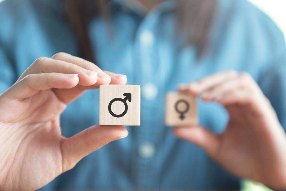 """""""Transicionar em questões de gênero não deveria ser específico de pessoas..."""