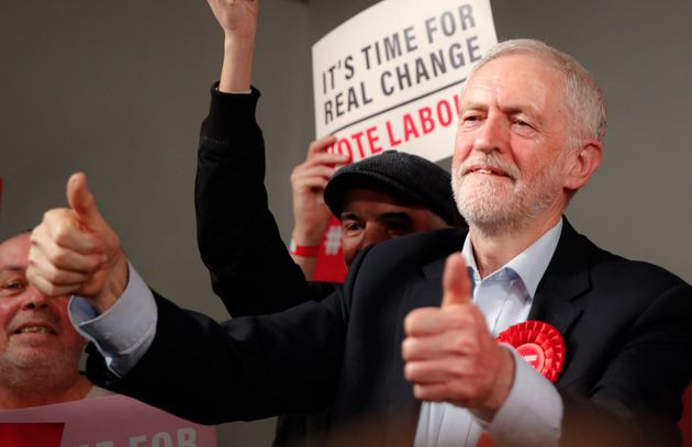 Jeremy Corbyns Digital Team Hits Out At Labour Partys Online Election Performance