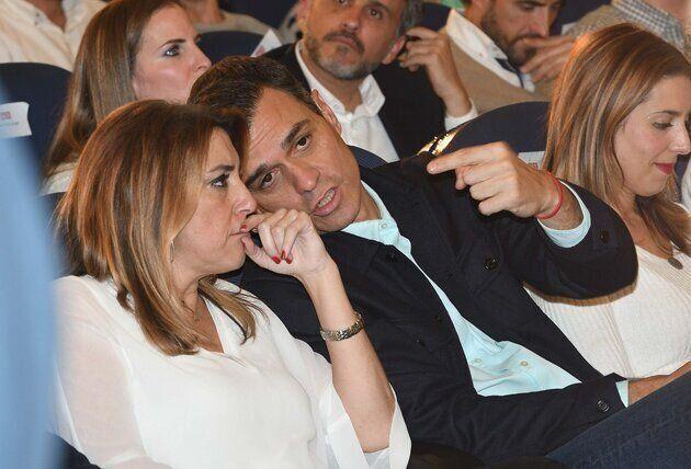 Susana Díaz reconoce que se equivocó en la investidura de Rajoy: