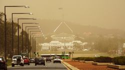 Apocalyptic Scenes From Canberra's