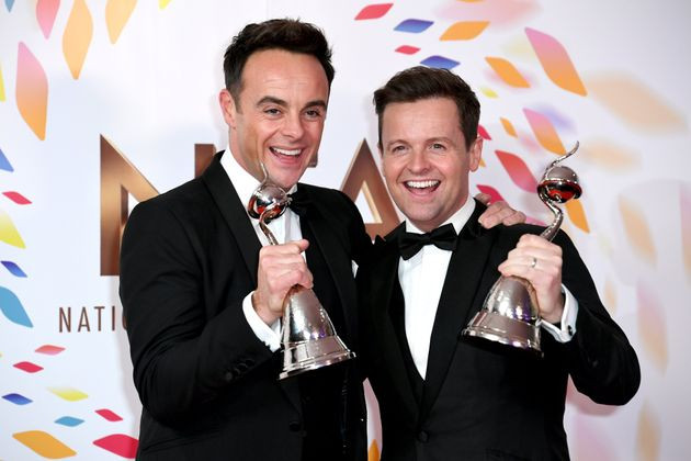 NTAs 2020 Winners: Peaky Blinders, Coronation Street And Ant & Dec Win Big
