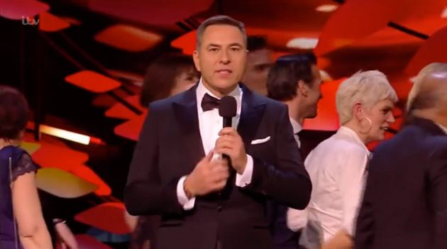 David Walliams' Joke About Caroline Flack Did Not Go Down Well At The NTAs
