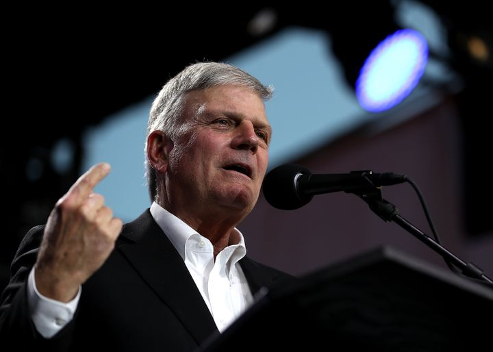 A muti-city tour of the U.K. by evangelist Franklin Graham is scheduled to start on May 30.